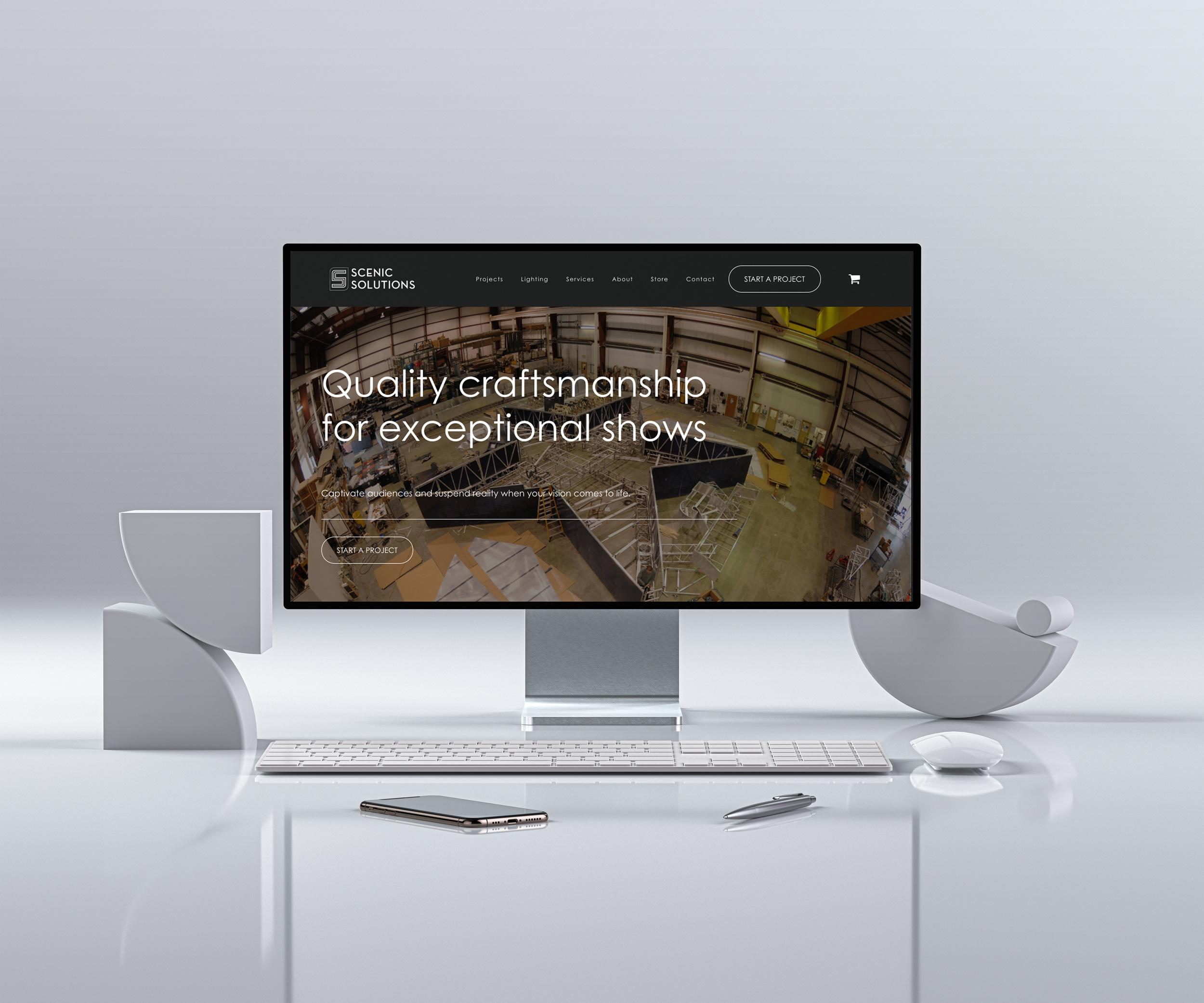 Scenic-Website-Mockup